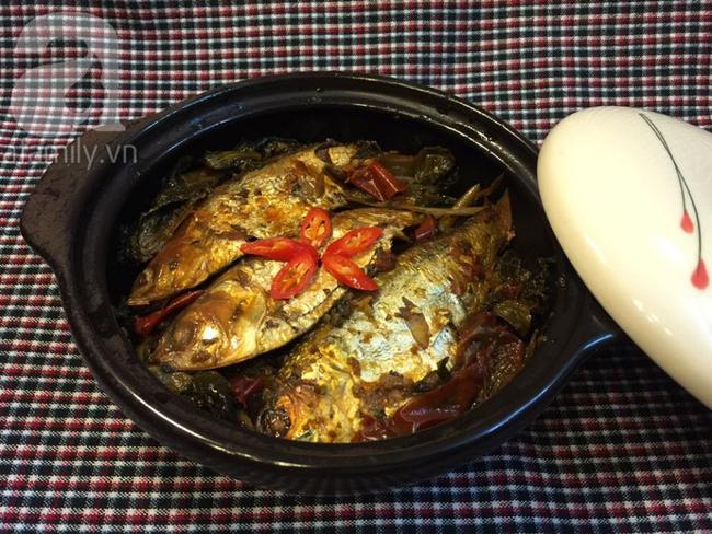 Cách làm cá kho dưa chua nhừ mục ngon thơm - Ảnh 5.
