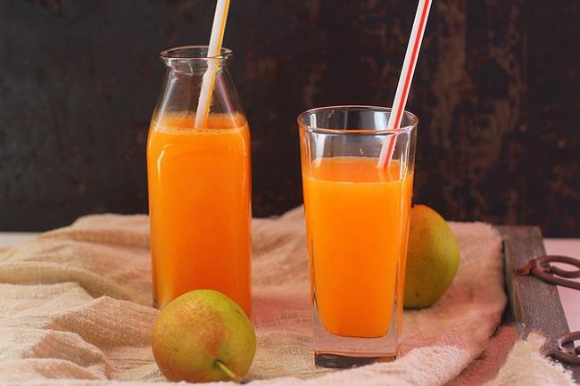 Mách bạn làm 2 loại nước ép trái cây giúp giữ dáng đẹp da - Ảnh 5.