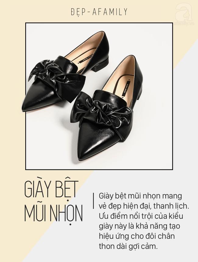 """11 kiểu giày bệt quen thuộc để nàng lựa chọn được đôi giày """"nịnh"""" chân nhất - Ảnh 4."""