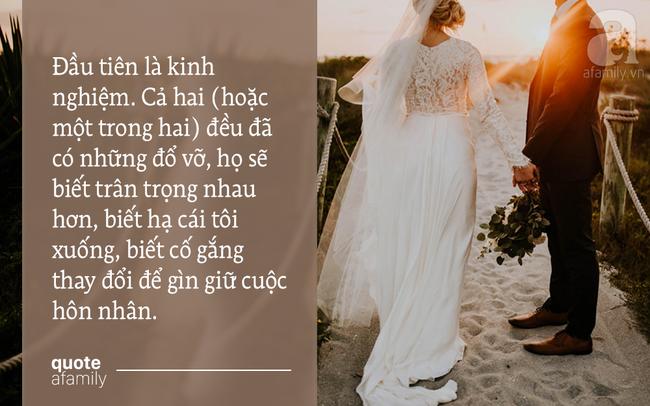 Đừng sợ đám cưới lần hai, vì chắc chắn nó sẽ sống dai hơn lần một! - Ảnh 4.