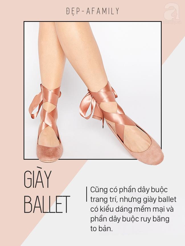 """11 kiểu giày bệt quen thuộc để nàng lựa chọn được đôi giày """"nịnh"""" chân nhất - Ảnh 10."""