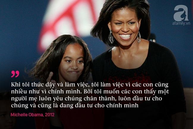 10 châm ngôn nuôi dạy con để đời của vợ chồng Barack Obama - Ảnh 9.