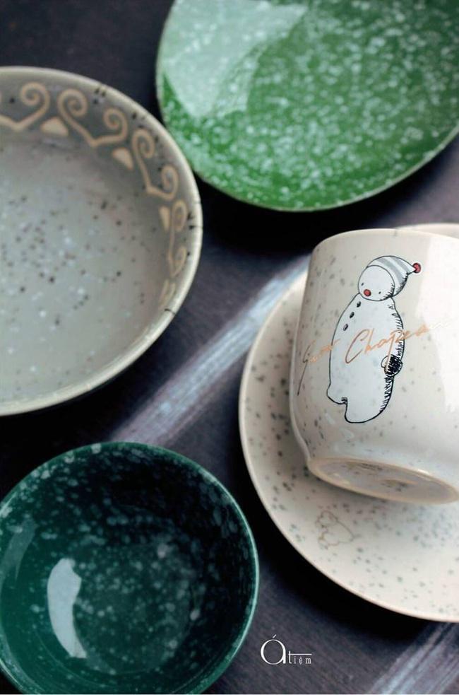 6 tiệm gốm ở Sài Gòn đã ghé đến thì kiểu gì cũng kiếm được đồ đẹp mang về - Ảnh 8.
