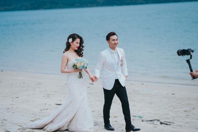 MC Thành Trung gây sốc với mời tỏ tình bá đạo dành cho vợ hotgirl - Ảnh 3.