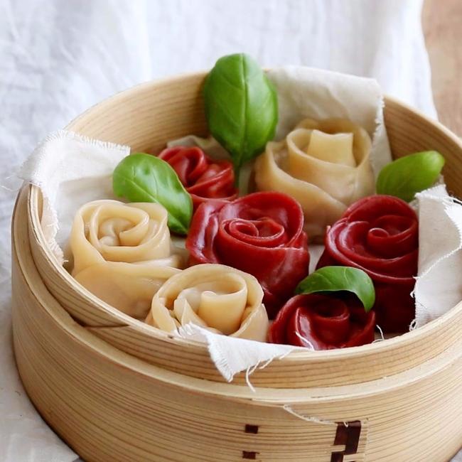 Làm ngay há cảo hoa hồng đẹp ngất ngây đón ngày 8/3 - Ảnh 11.