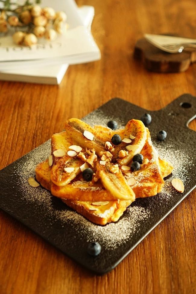 Bánh chuối chiên kiểu mới đơn giản ngon miệng cho bữa sáng - Ảnh 5.