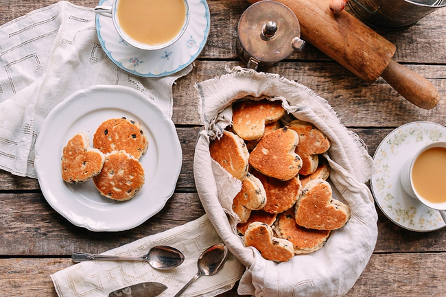 Không cần lò nướng vẫn làm được bánh quy thơm giòn - Ảnh 7.