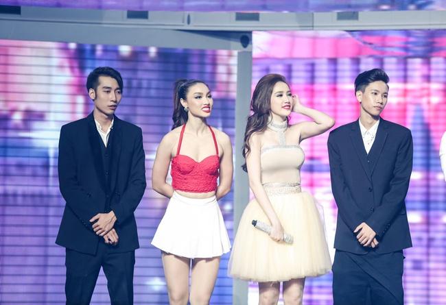 Hát sai chủ đề, bạn gái tin đồn của Sơn Tùng bị Bảo Thy loại khỏi The Remix - Ảnh 13.