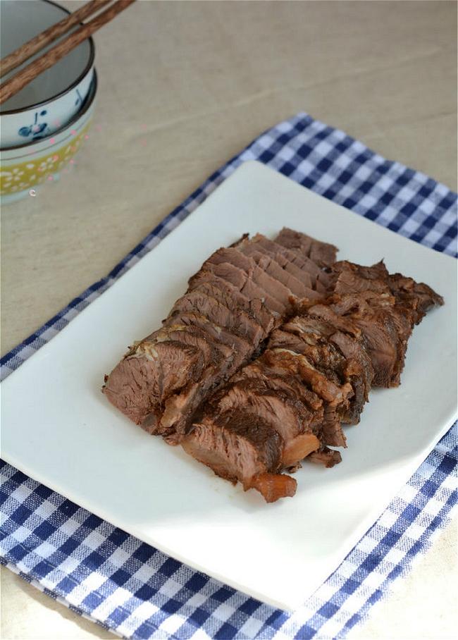 Món ngon cuối tuần: Bắp bò om xì dầu - Ảnh 5.