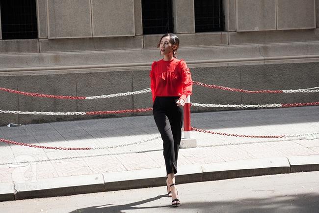 Gợi ý cả tuần mặc đẹp cho nàng công sở những ngày miền Nam nắng gió nhẹ nhàng - Ảnh 3.
