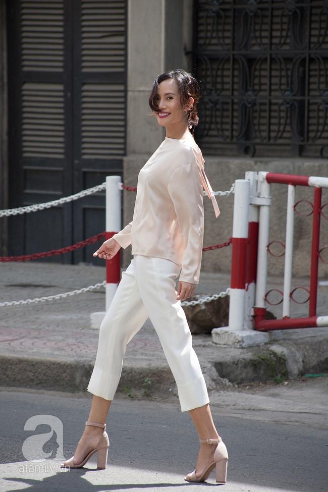 Gợi ý cả tuần mặc đẹp cho nàng công sở những ngày miền Nam nắng gió nhẹ nhàng - Ảnh 4.