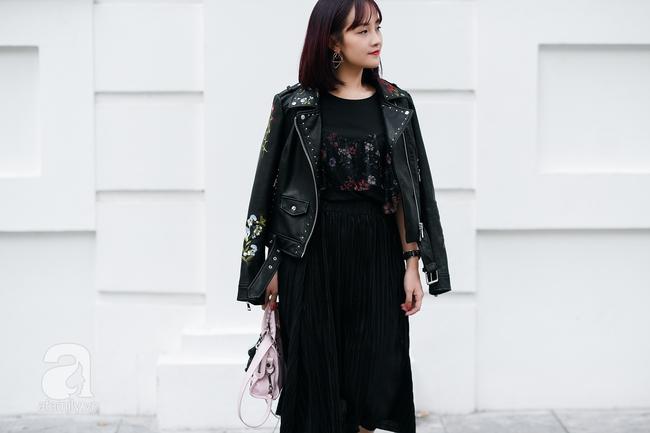 Street style pha trộn khéo léo chất hiện đại và cổ điển của quý cô hai miền - Ảnh 3.