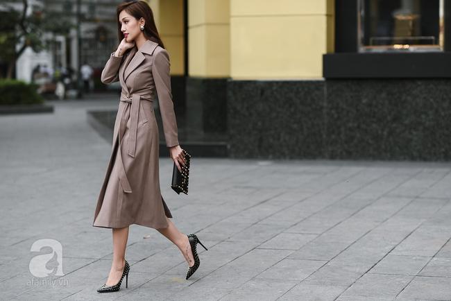 Street style pha trộn khéo léo chất hiện đại và cổ điển của quý cô hai miền - Ảnh 5.