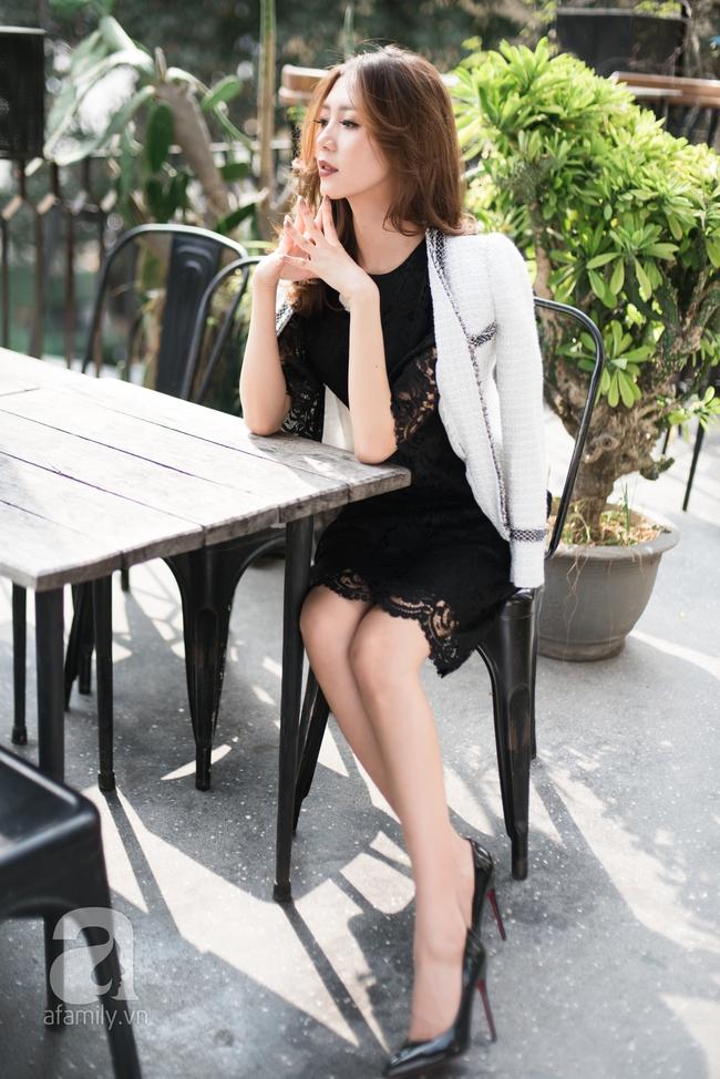 Biến đổi phong cách từ công sở chỉn chu đến tiệc tùng sôi động với những gợi ý váy áo thanh lịch  - Ảnh 7.