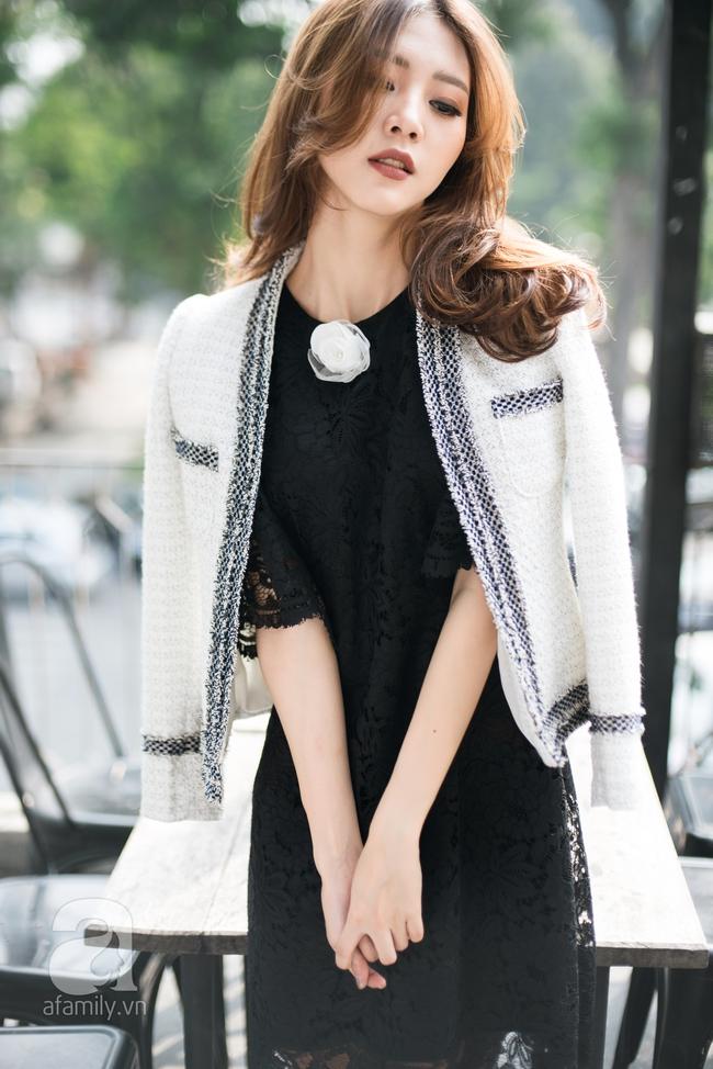 Biến đổi phong cách từ công sở chỉn chu đến tiệc tùng sôi động với những gợi ý váy áo thanh lịch  - Ảnh 9.