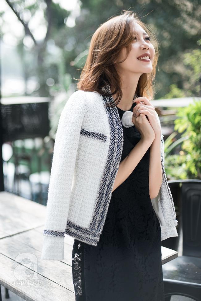 Biến đổi phong cách từ công sở chỉn chu đến tiệc tùng sôi động với những gợi ý váy áo thanh lịch  - Ảnh 11.