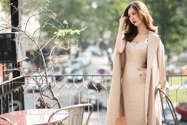 Biến đổi phong cách từ công sở chỉn chu đến tiệc tùng sôi động với những gợi ý váy áo thanh lịch  - Ảnh 13.