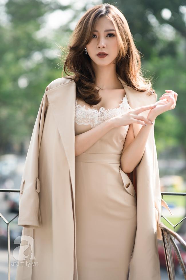Biến đổi phong cách từ công sở chỉn chu đến tiệc tùng sôi động với những gợi ý váy áo thanh lịch  - Ảnh 14.