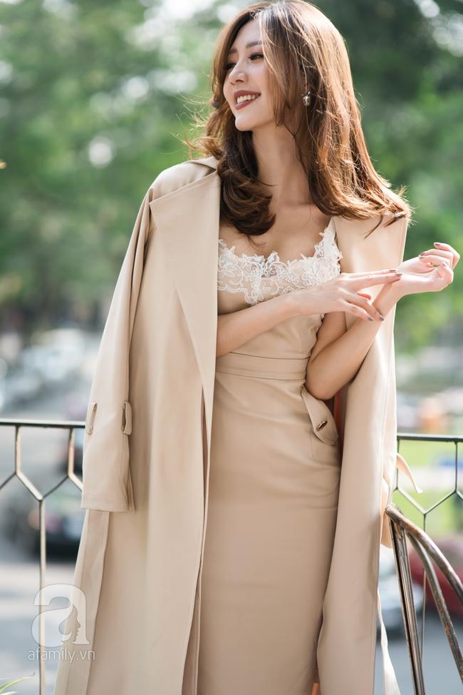 Biến đổi phong cách từ công sở chỉn chu đến tiệc tùng sôi động với những gợi ý váy áo thanh lịch  - Ảnh 15.