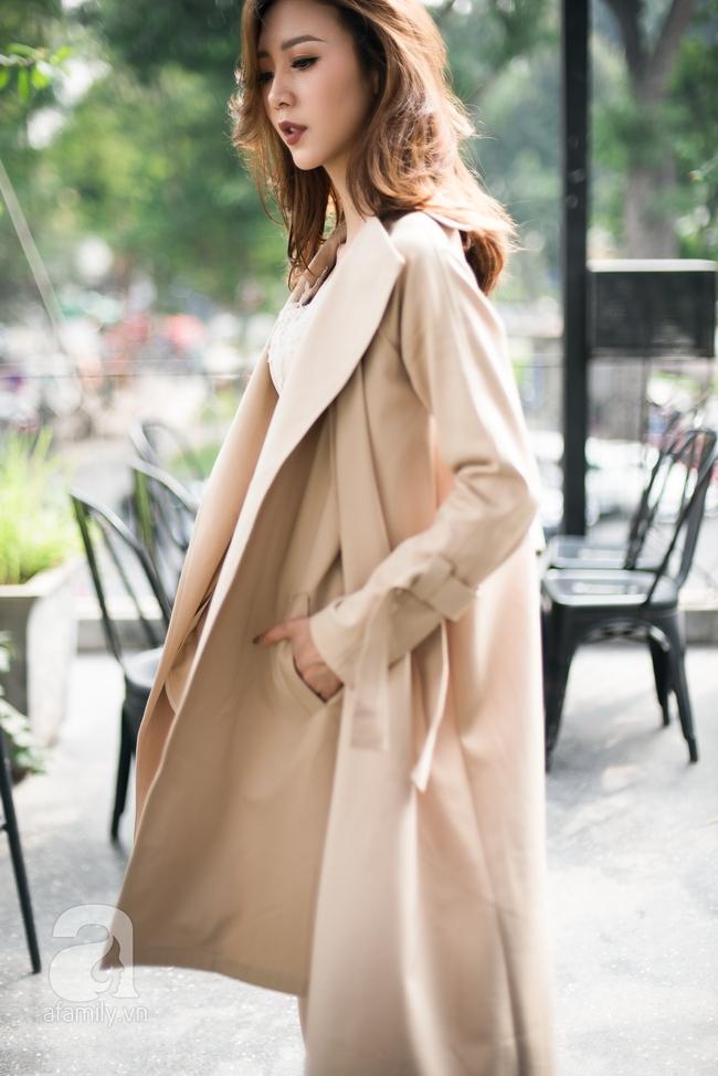 Biến đổi phong cách từ công sở chỉn chu đến tiệc tùng sôi động với những gợi ý váy áo thanh lịch  - Ảnh 16.