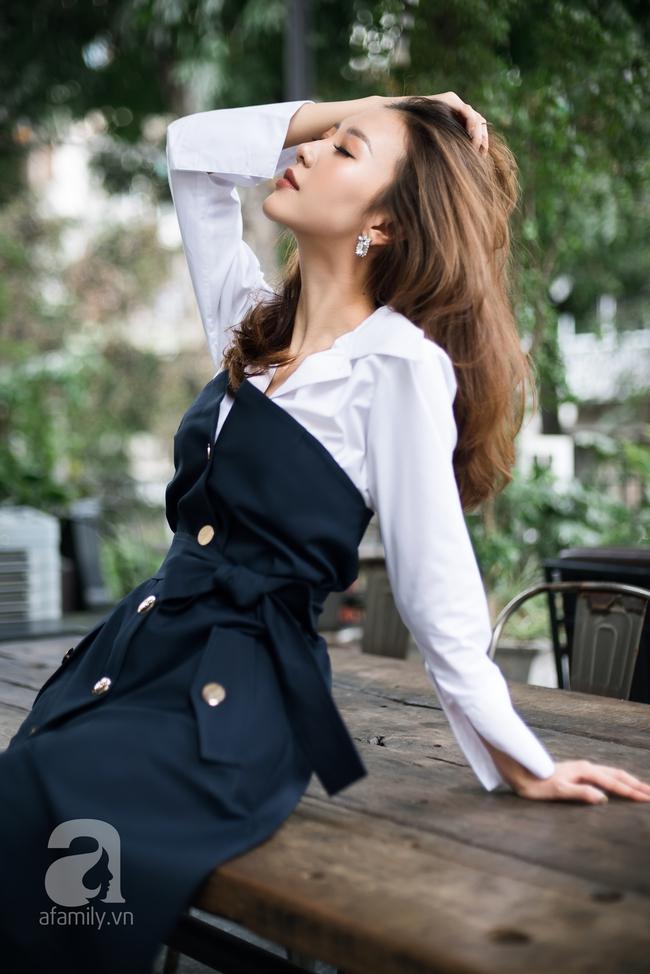 Biến đổi phong cách từ công sở chỉn chu đến tiệc tùng sôi động với những gợi ý váy áo thanh lịch  - Ảnh 19.