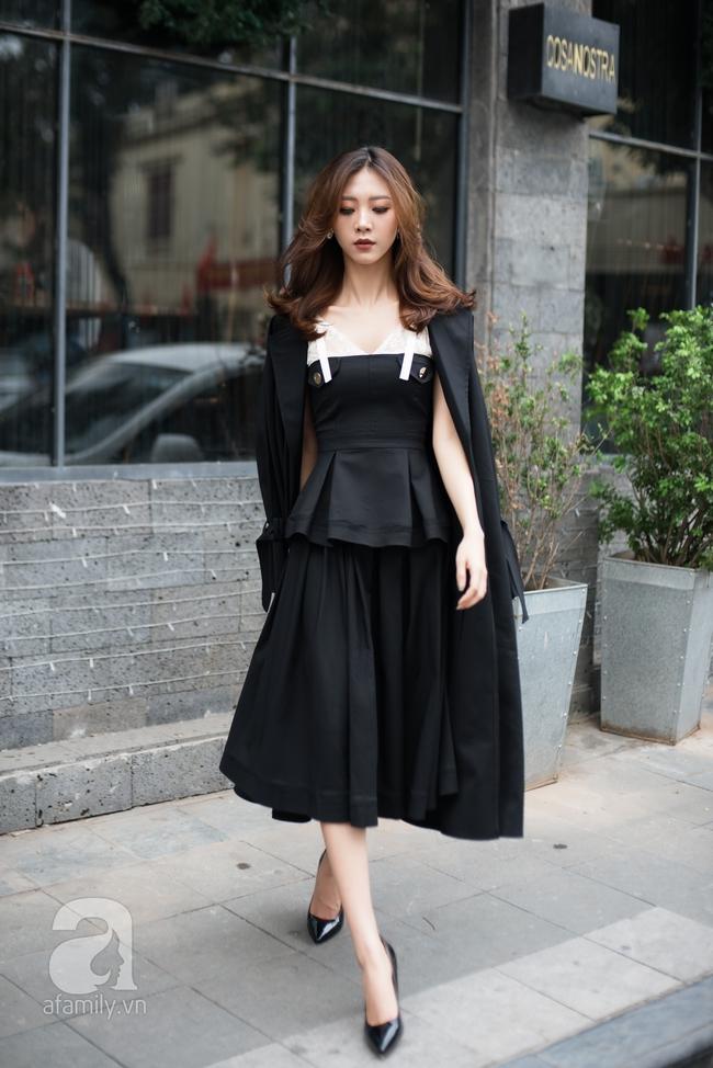 Biến đổi phong cách từ công sở chỉn chu đến tiệc tùng sôi động với những gợi ý váy áo thanh lịch  - Ảnh 22.