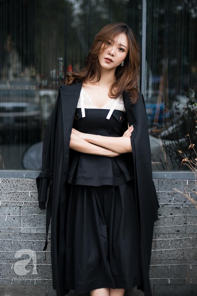 Biến đổi phong cách từ công sở chỉn chu đến tiệc tùng sôi động với những gợi ý váy áo thanh lịch  - Ảnh 23.