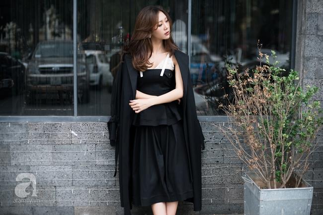 Biến đổi phong cách từ công sở chỉn chu đến tiệc tùng sôi động với những gợi ý váy áo thanh lịch  - Ảnh 24.