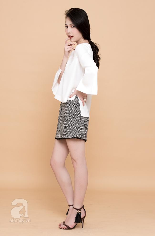 Cả tuần mặc đẹp: Đến sở làm không gì đẹp xinh hơn những thiết kế váy áo tay loe nữ tính - Ảnh 13.