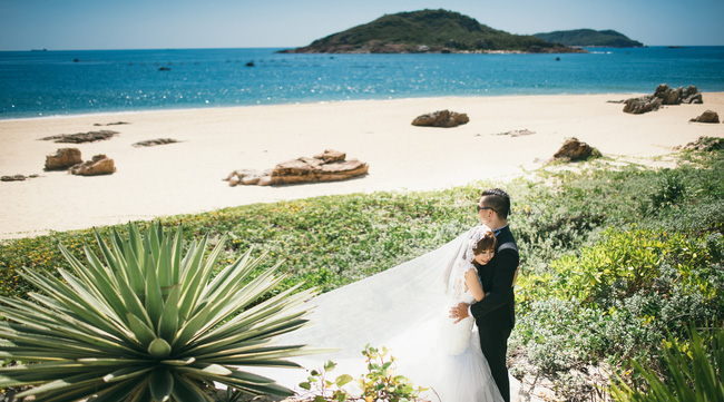 Xem xong những tấm hình này bạn sẽ thốt lên: Phải chụp ảnh cưới ở Phú Yên - Ảnh 17.
