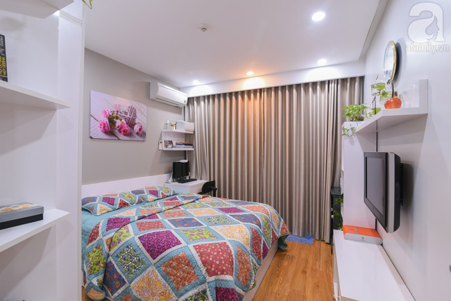 Căn hộ 104m² sở hữu hệ ban công xanh mướt mát, đẹp miễn bàn ở quận Long Biên - Ảnh 16.