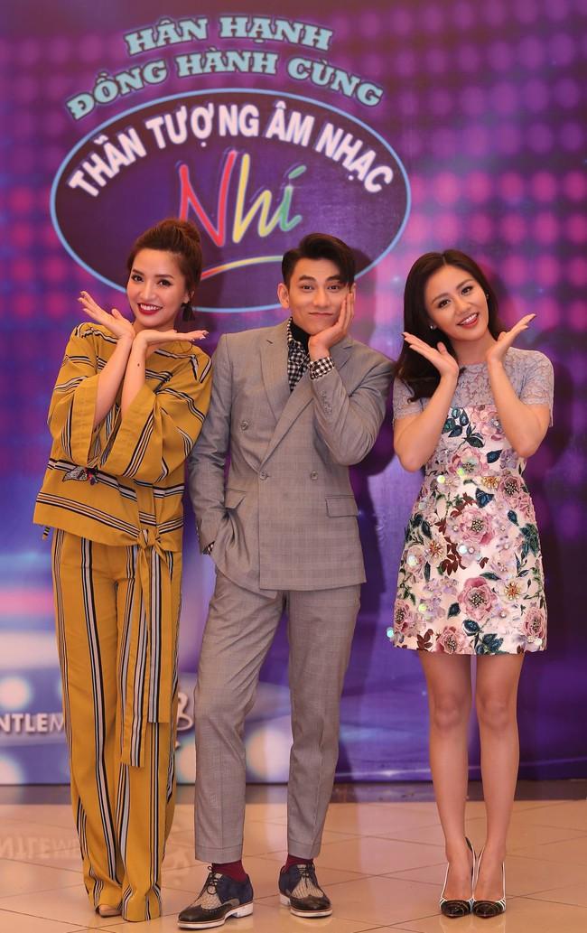 Bích Phương, Văn Mai Hương, Issac chính thức chấm thi Vietnam Idol Kids - Ảnh 9.