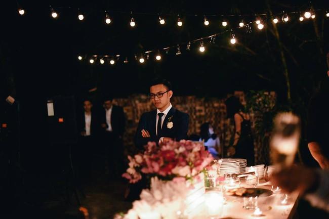 Yêu chết đi được với đám cưới siêu xinh tại khu vườn màu xanh của cặp đôi từng hẹn ước dưới mưa sao băng - Ảnh 18.