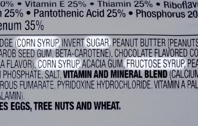 Top 4 thông tin các nhà dinh dưỡng học tìm kiếm trên nhãn mác thực phẩm - Ảnh 2.