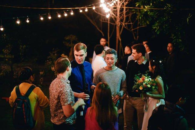 Yêu chết đi được với đám cưới siêu xinh tại khu vườn màu xanh của cặp đôi từng hẹn ước dưới mưa sao băng - Ảnh 21.