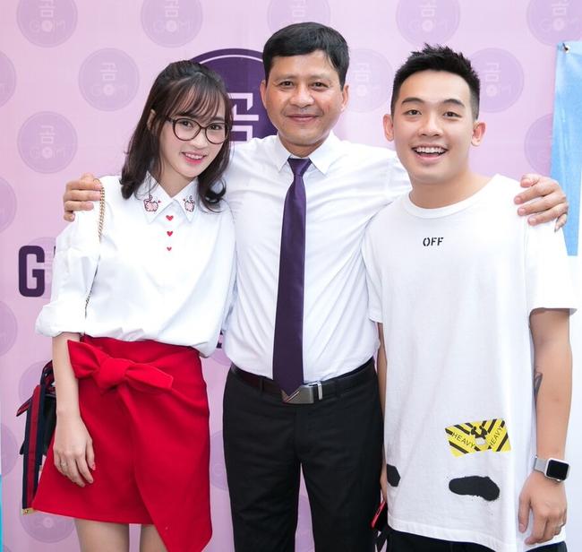 Cả gia đình Chi Pu cùng xuất hiện trong ngày vui của con - Ảnh 8.