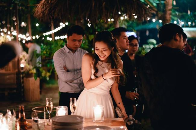 Yêu chết đi được với đám cưới siêu xinh tại khu vườn màu xanh của cặp đôi từng hẹn ước dưới mưa sao băng - Ảnh 17.