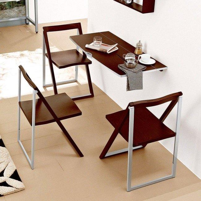 4 mẫu bàn ăn nhỏ nhưng có võ, cực dễ kiếm và dễ ứng dụng cho nhà chật - Ảnh 9.