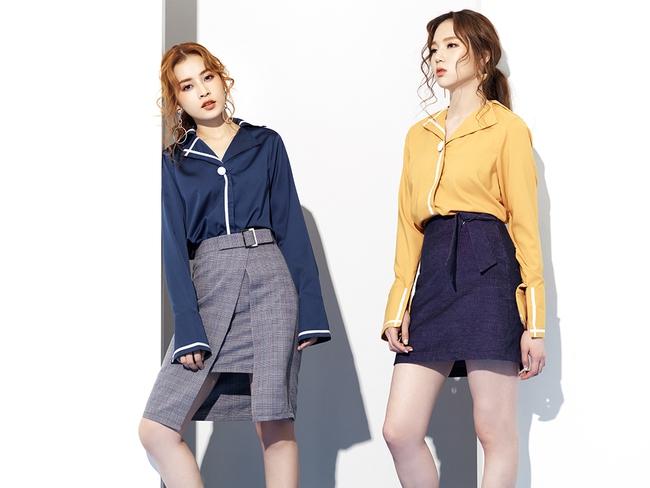 Chi Pu khoe phong cách chất lừ cạnh Á hậu Hàn Quốc - Ảnh 7.