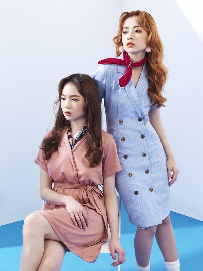 Chi Pu khoe phong cách chất lừ cạnh Á hậu Hàn Quốc - Ảnh 15.