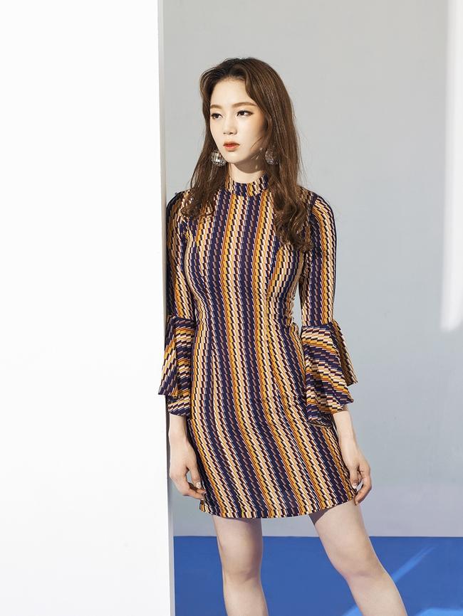 Chi Pu khoe phong cách chất lừ cạnh Á hậu Hàn Quốc - Ảnh 9.