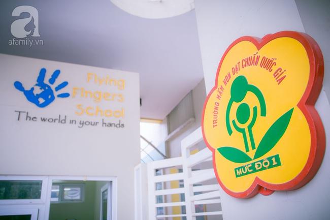 Trường mẫu giáo đầy ánh sáng và cây xanh đốn tim phụ huynh ngay từ cái nhìn đầu tiên - Ảnh 1.