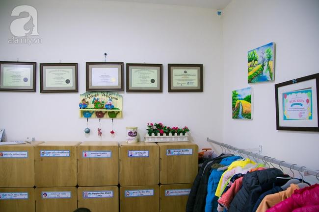 Trường mẫu giáo đầy ánh sáng và cây xanh đốn tim phụ huynh ngay từ cái nhìn đầu tiên - Ảnh 11.