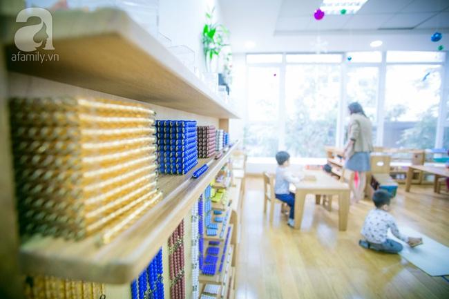 Trường mẫu giáo đầy ánh sáng và cây xanh đốn tim phụ huynh ngay từ cái nhìn đầu tiên - Ảnh 17.