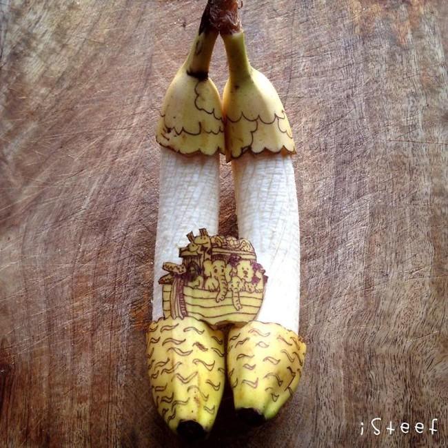 Nếu nghĩ quả chuối chỉ để ăn thì bạn sẽ ngạc nhiên sau khi xem những hình ảnh này - Ảnh 13.