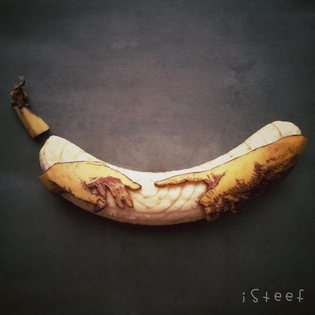 Nếu nghĩ quả chuối chỉ để ăn thì bạn sẽ ngạc nhiên sau khi xem những hình ảnh này - Ảnh 2.