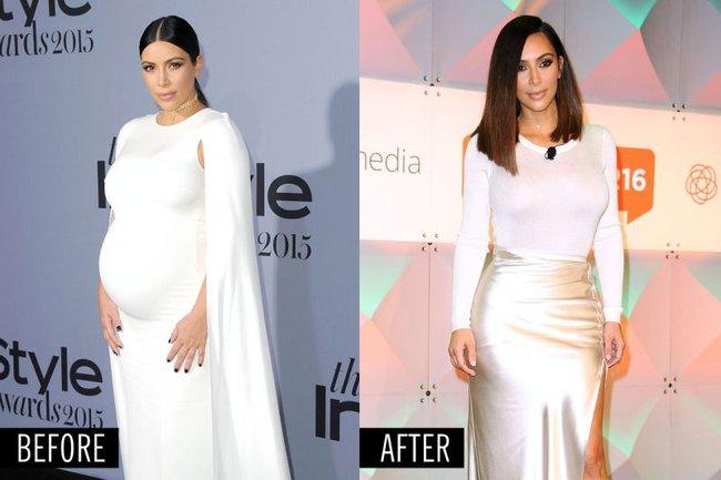 Những mẹo giảm cân kì lạ nhưng vô cùng hiệu quả của gia đình cô đào Kardashian - Ảnh 1.