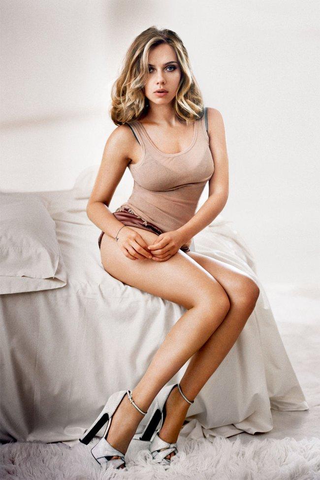 Scarlett Johansson bật mí bí quyết giữ dáng để trở thành nữ diễn viên hành động quyến rũ nhất Hollywood - Ảnh 2.