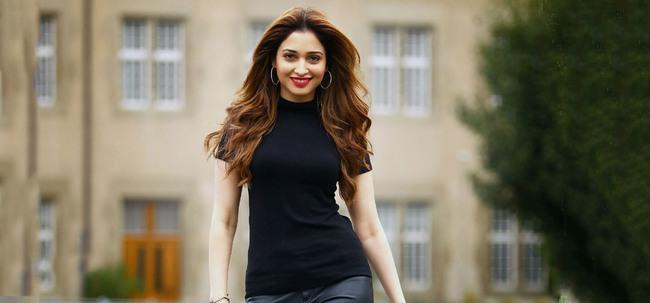 Muốn vóc dáng nuột nà như nữ diễn viên Tamannaah Bhatia, hãy thứ duy trì những thói quen này - Ảnh 1.