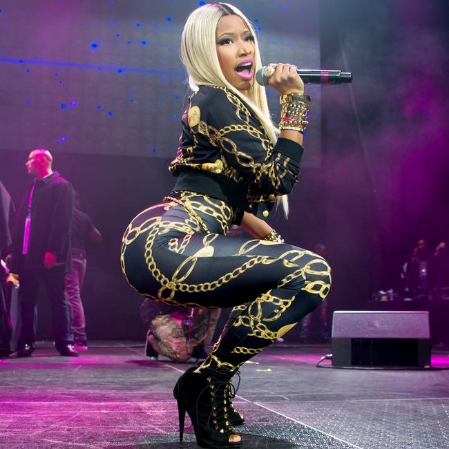 Nicki Minaj và bí quyết giữ dáng đồng hồ cát chuẩn cực đơn giản mà hiệu quả ai cũng nên học hỏi - Ảnh 2.